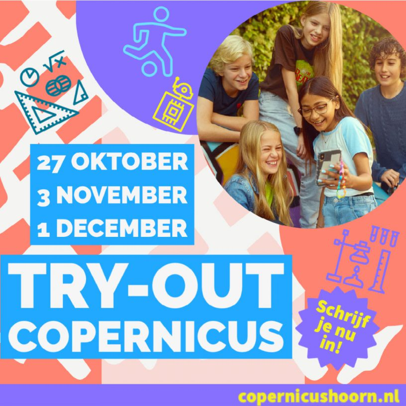 2021 Try-out Copernicus